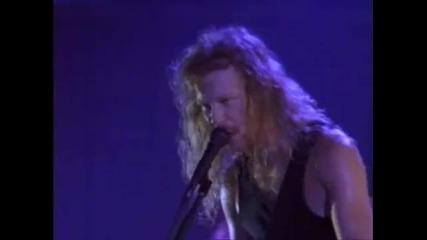 Metallica - Seattle 1989 -fade to black
