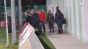 Стойчо Стоилов видимо недоволен след трудния успех на ЦСКА над Витоша