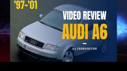 Karburator -epizod 14- Audi A6 - video review Карбуратор