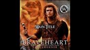* Braveheart * Full Complete Score Soundtrack Album by James Horner # 2 cd-s: 26 + 25 tracks
