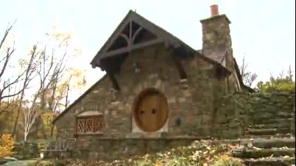 Къщата на хобитите от