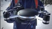 Бъдещето на Дроновете - Lily Drone Camera