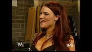 Lita And Triple H Talk