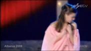 Албания - Песен За Евровизия 2008