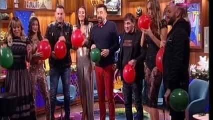 Helijumska pesma - Amig Show - (Tv Pink 27.12.2016.)