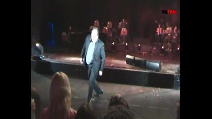 Василис Карас танцува в София!!!