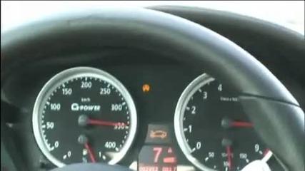 Bmw ускорява до 372 км/h за 2 мин.