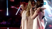 A.V.A. - Angels - X Factor Live (19.01.2016)
