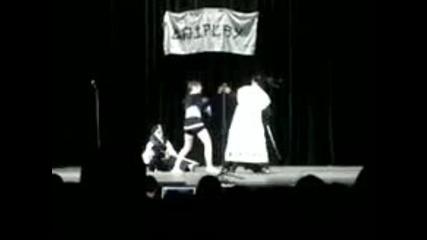 Аниплей 2009 - Блийч пълната сцена