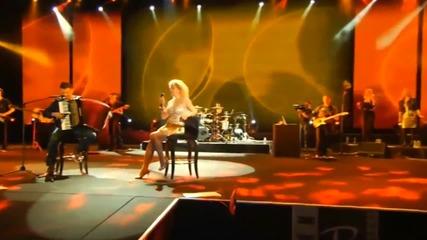 Lepa Brena - Ne bih ja bila ja - (LIVE) - Makedonija 21. Juni 2014