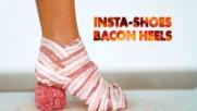 Behind the INSTA-shoe photographer: Bacon Heels