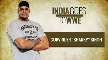 From accountant to model to future SUPERSTAR | 7-foot Shanky's incredible journey to the WWE PC: WWE Now India
