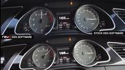 Revo Technik S tronic софтуер vs стоков S tronic софтуер Audi S5