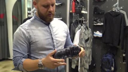 Видео ревю Nike Air Vapormax Flyknit от Тони Найка - Ballistic Sport