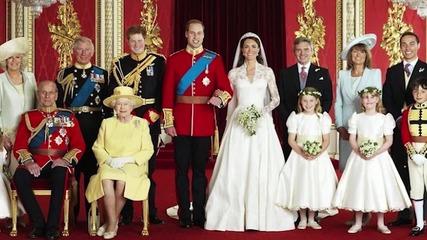Топ 5 инциденти с кралското семейство на Великобритания