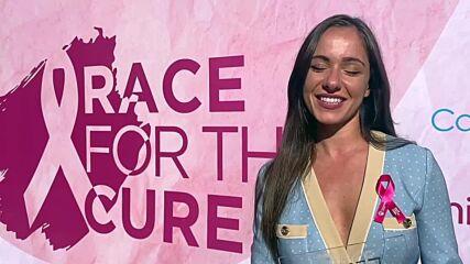 Roche - Най-интересен отбор на Race for the Cure България 2021