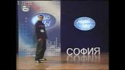 Music Idol Bulgaria - Romski Rapar