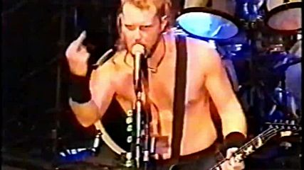 Metallica - So What - London 1995