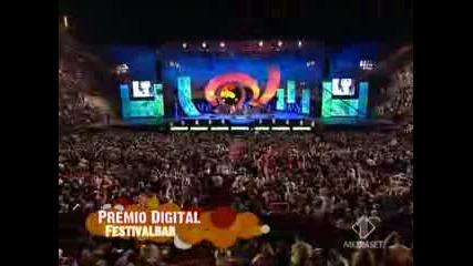 Tokio Hotel (festivalba - Italy 7.09.2007)
