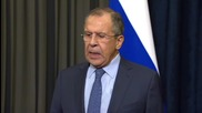 Russia: Terrorism threat in Turkey no less than in Egypt - Lavrov after Su-24 downing