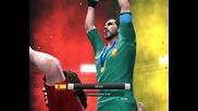 Испания-световен шампион 2010 - Pes 11