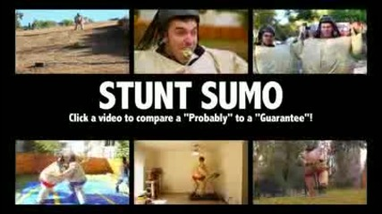 Youtube - Stunt Sumo