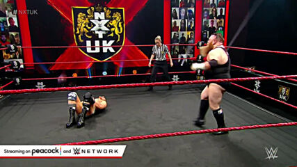 Moustache Mountain battle Noam Dar & Sha Samuels, Joe Coffey returns to the ring and more: NXT UK highlights, April 22, 2021