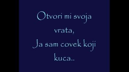 Saban Saulic - Otvori mi svoja vrata Lyrics