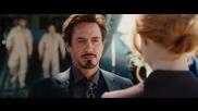 Железният човек - Бг Аудио / Iron Man ( Високо Качество ) Част 2 (2008)