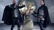 Freya vs Ravenna_ Princess Rap Battle + Превод