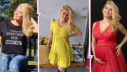 Ева Веселинова в прекрасно настроение, глези се след раждането на близнаците