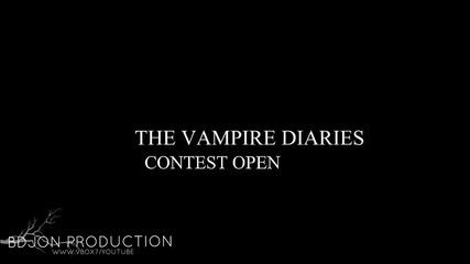 Конкурс Дневниците на Вампира