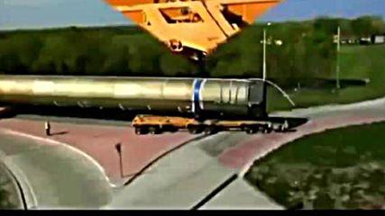 Дълги Камиони с извънгабаритни товари