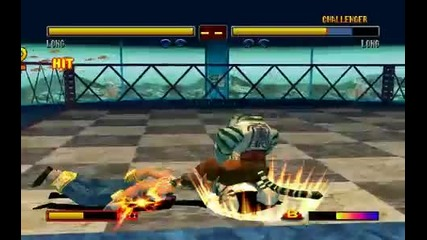 Bloody Roar 2 (psx) - Final Combos + Glitches