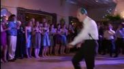 Изненада с танц за сватбата с Justin Bieber - Baby