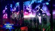 Belcanto - X Factor Live (10.11.2015)