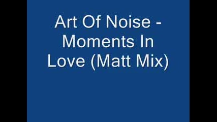 Art of Noise Matt Mix