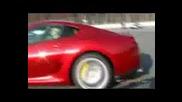 Mclaren Slr Vs Ferrari 599