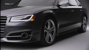 Направена с любов: 2015 Audi S8