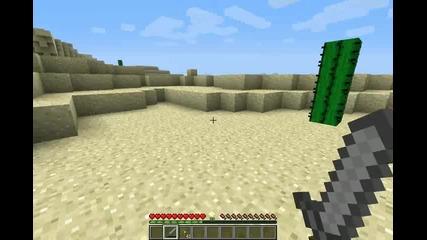 Minecraft : Моят survive свят