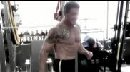 Мотивираща тренировка със 65-годишният Силвестър Сталоун