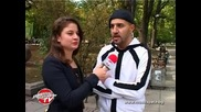 Румънеца: Успехът идва, когато чуеш песента си от Golf 3