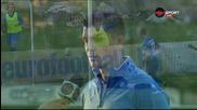 Играчът на мача Домовчийски: Нашата цел е да играем бърз футбол