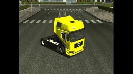 Euro Truck Simulator Truck Mods
