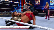 Natalya & Tamina match power with Nia Jax & Shayna Baszler: WrestleMania 37 – Night 2 (WWE Network Exclusive)