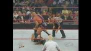 Батиста и Шон Майкълс срещу Трите Хикса и Кърт Енгъл [ Raw 06.20.05 ] * Високо Качество *