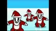 The Badger Song - Коледна Версия