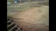 Машина за копаене на канали На Трактор Т-150 Пзм