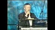 Църква Н-о-в-о поколение - Рига, пастор Ледяев