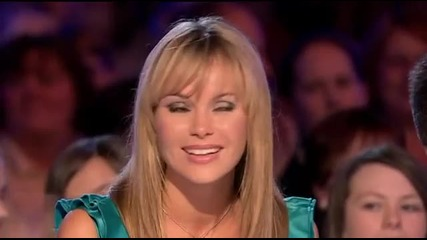 Tази баба разкърти публиката в Britain's Got Talent 2009